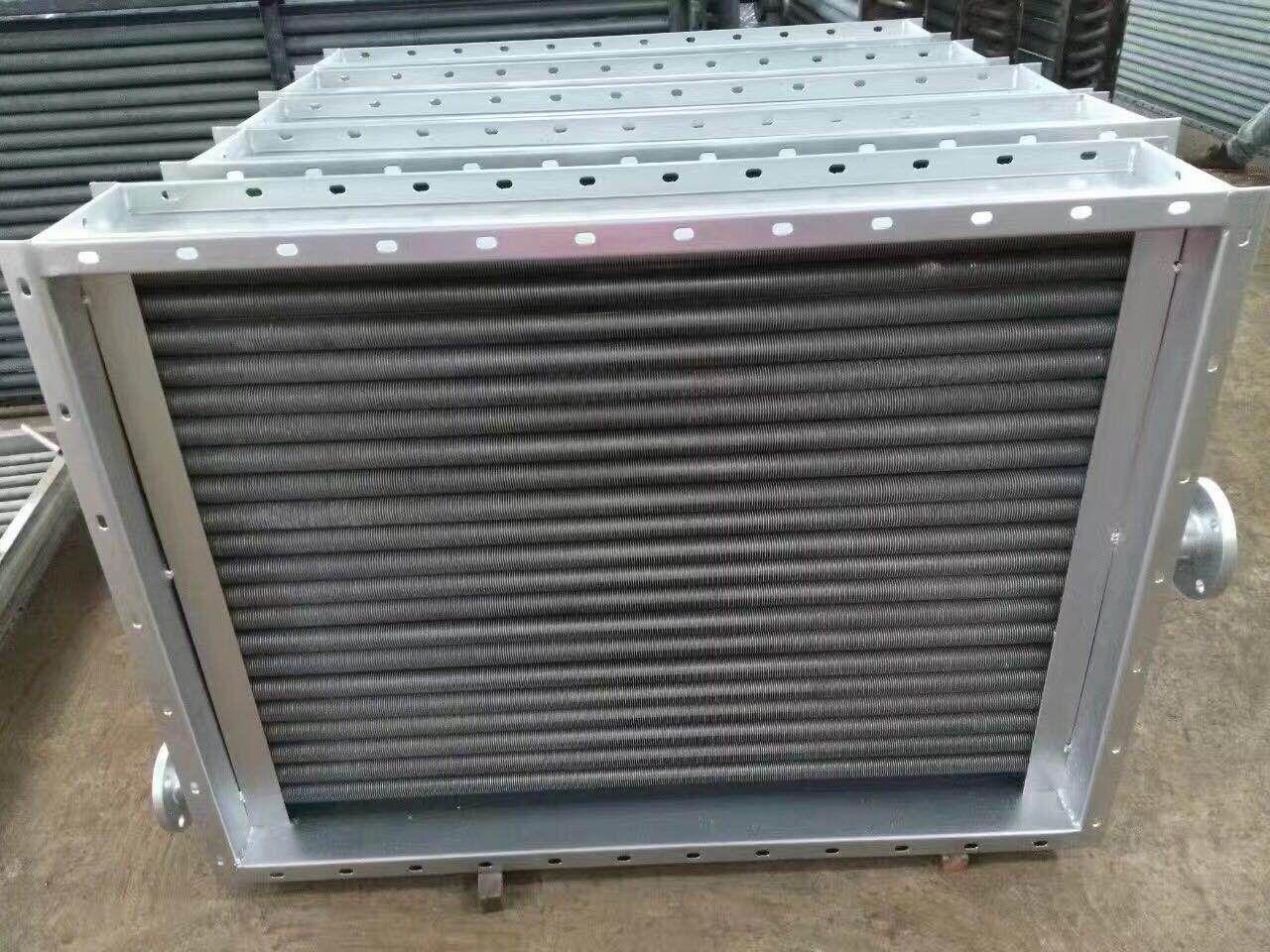 锅炉烟道余热回收 (2)