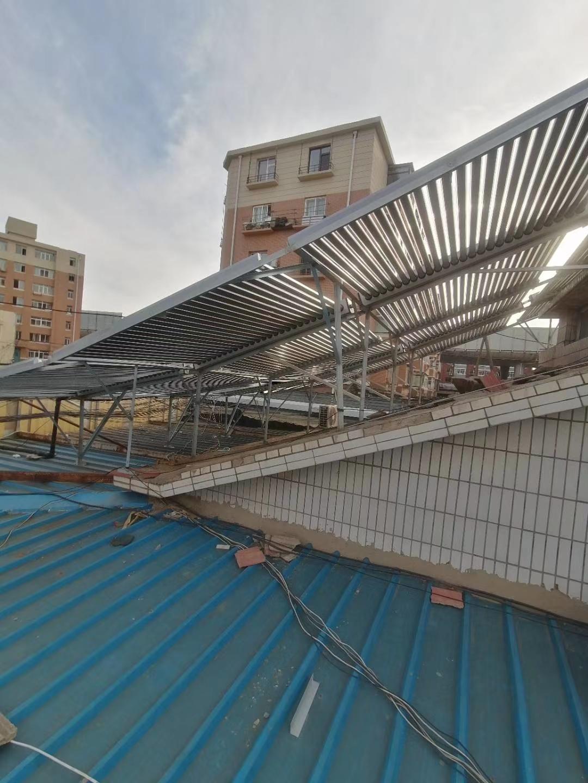 废水余热回收配套太阳能