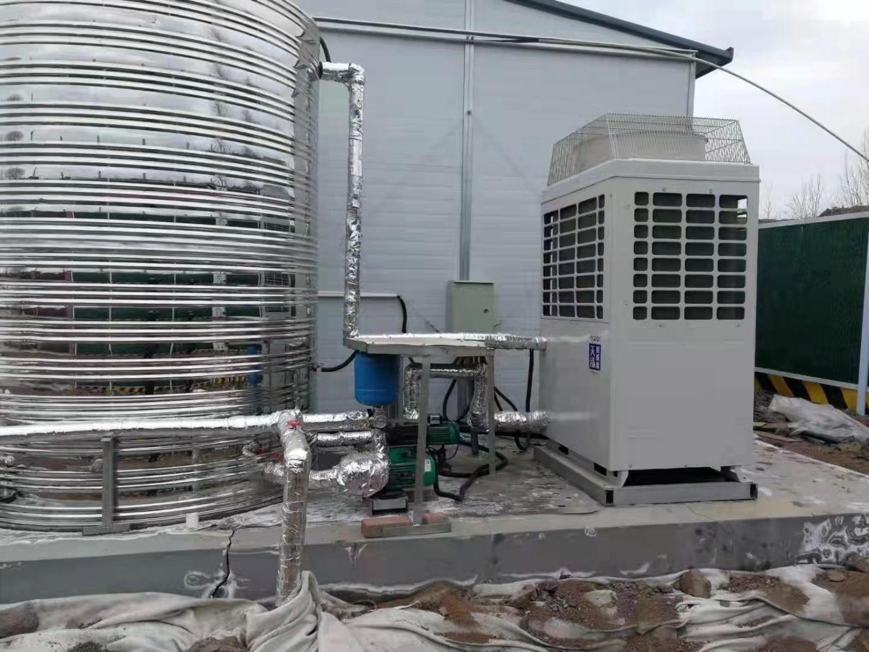 海尔空气源热泵